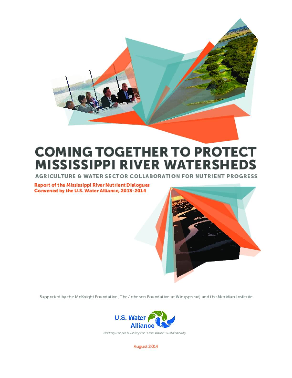 Coming Together to Protect Mississippi River Watersheds