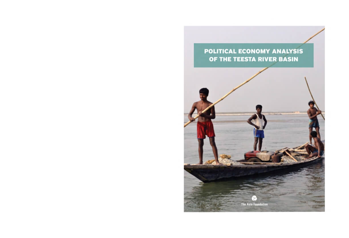 Political Economy Analysis of the Teesta River Basin