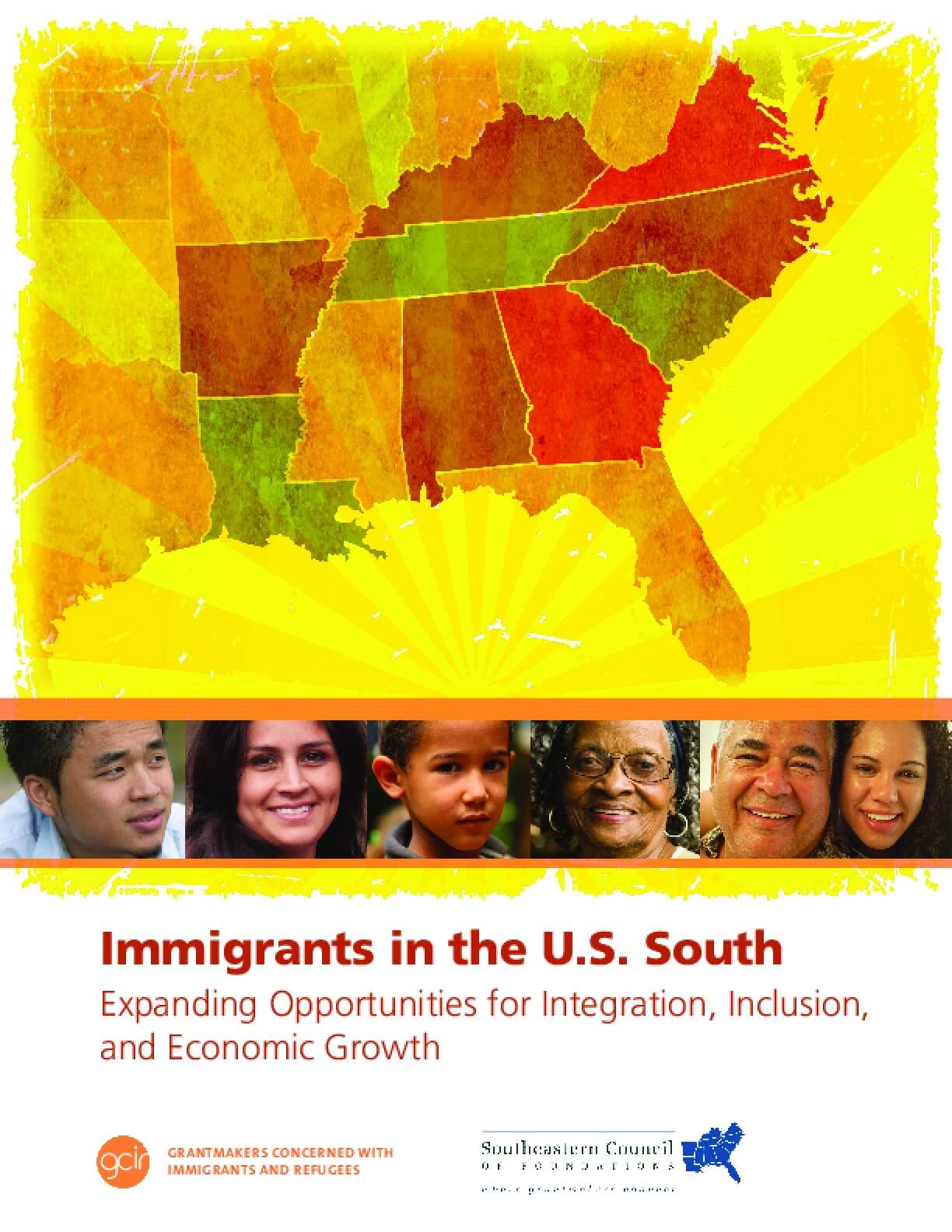 Immigrants in the U.S. South: Expanding Opportunities for Integration, Inclusion, and Economic Growth