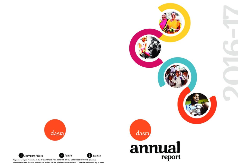 Dasra Annual Report 2016-2017