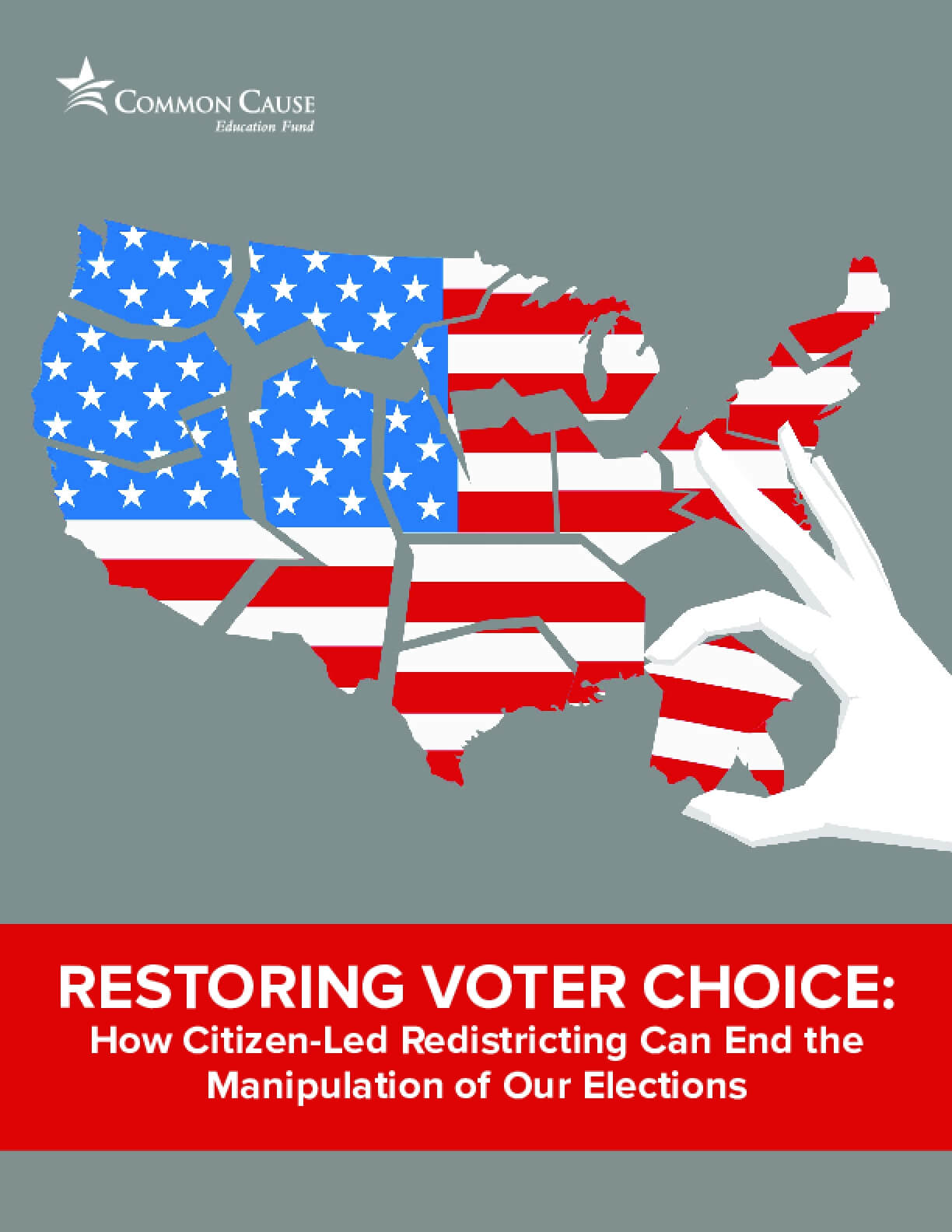 Restoring Voter Choice: How Citizen-Led Redistricting Can End the Manipulation of Our Elections