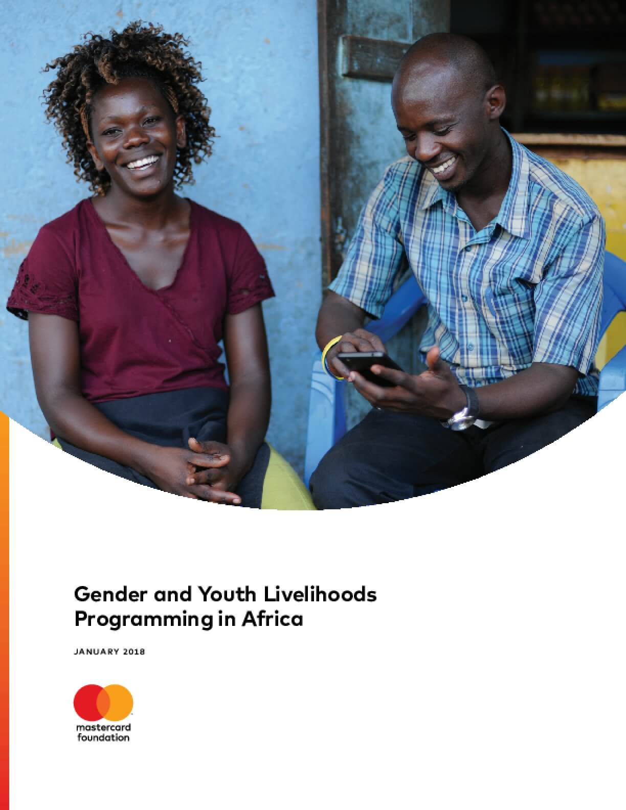 Gender and Youth Livelihood Programming in Africa