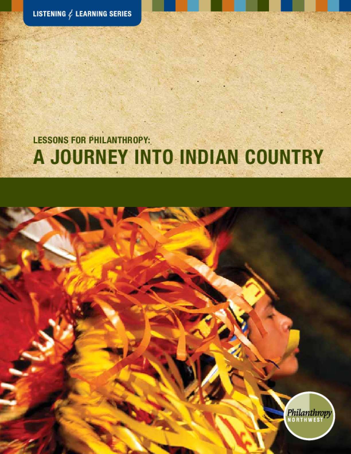 Lessons for Philanthropy: a Journey into Indian Country