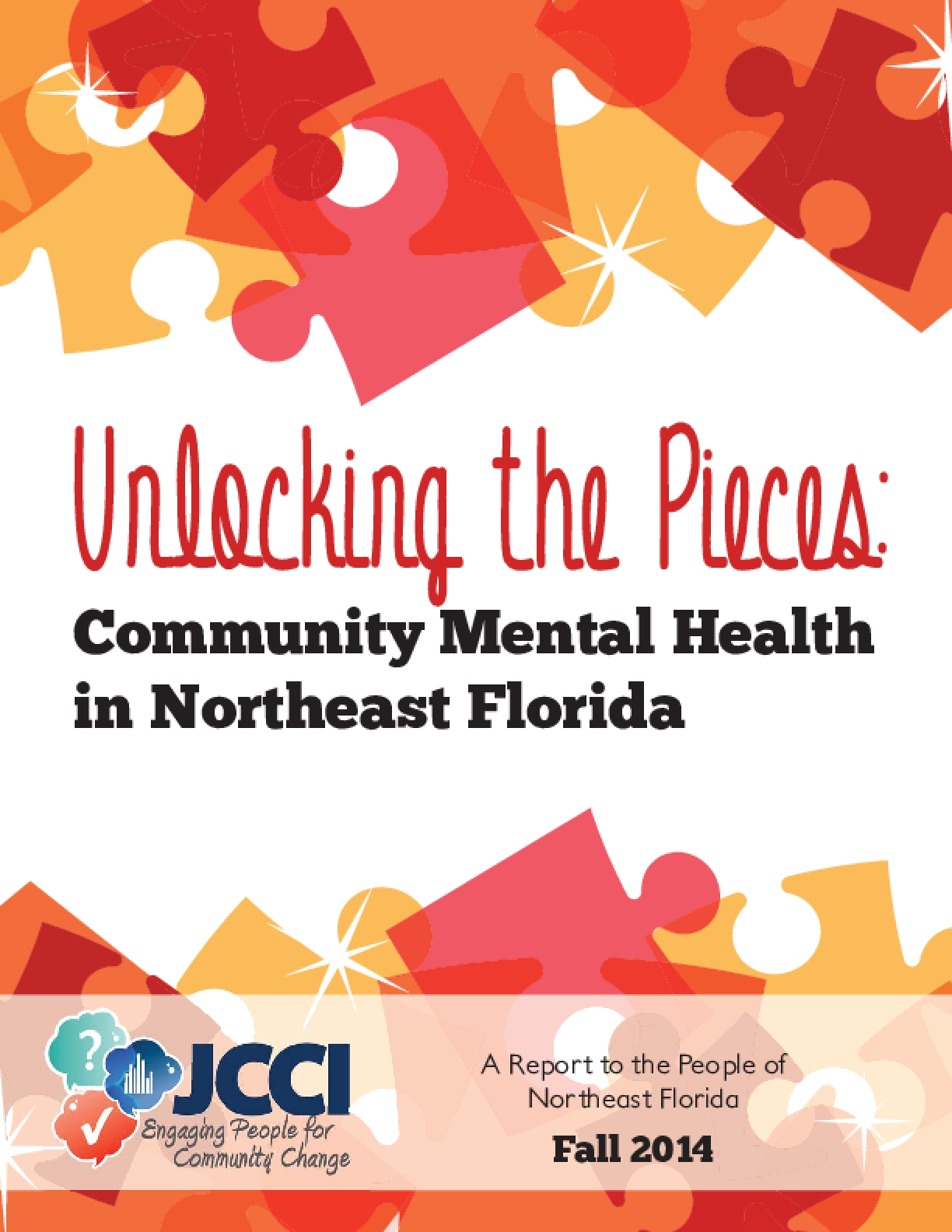 Unlocking the Pieces: Community Mental Health in Northeast Florida