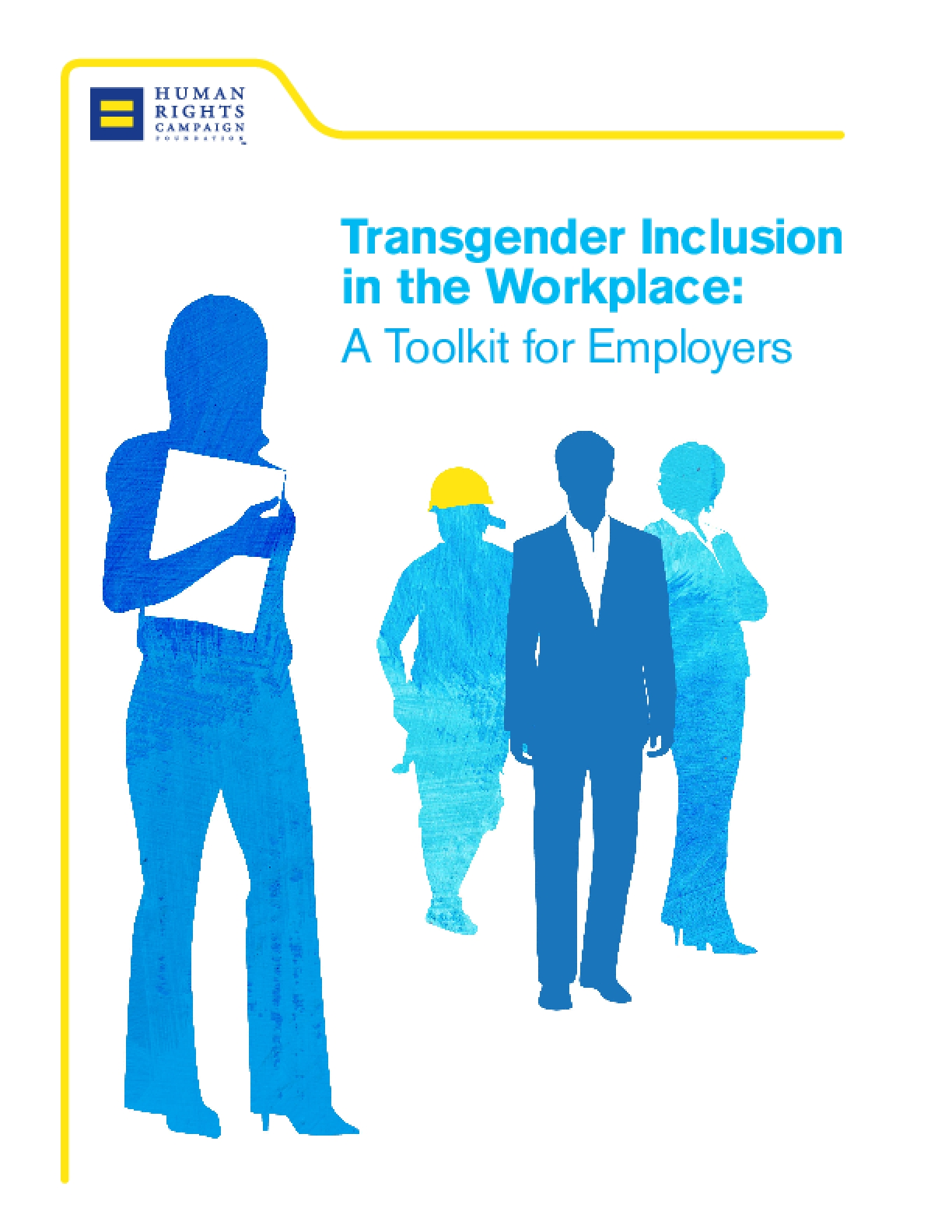 Transgender Inclusion in the Workplace: A Toolkit for Employers