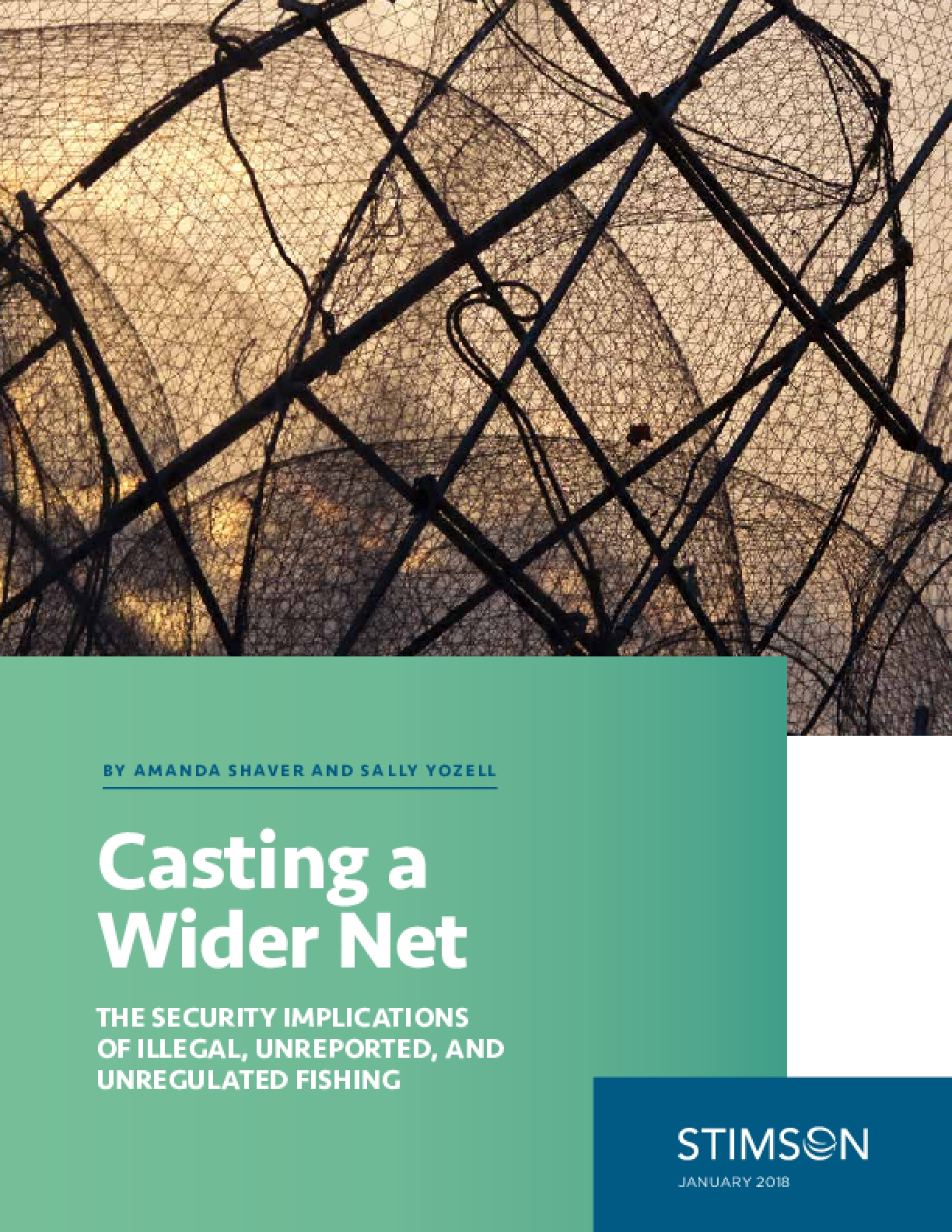 Casting a Wider Net: The Security Implications of Illegal, Unreported, and Unregulated Fishing