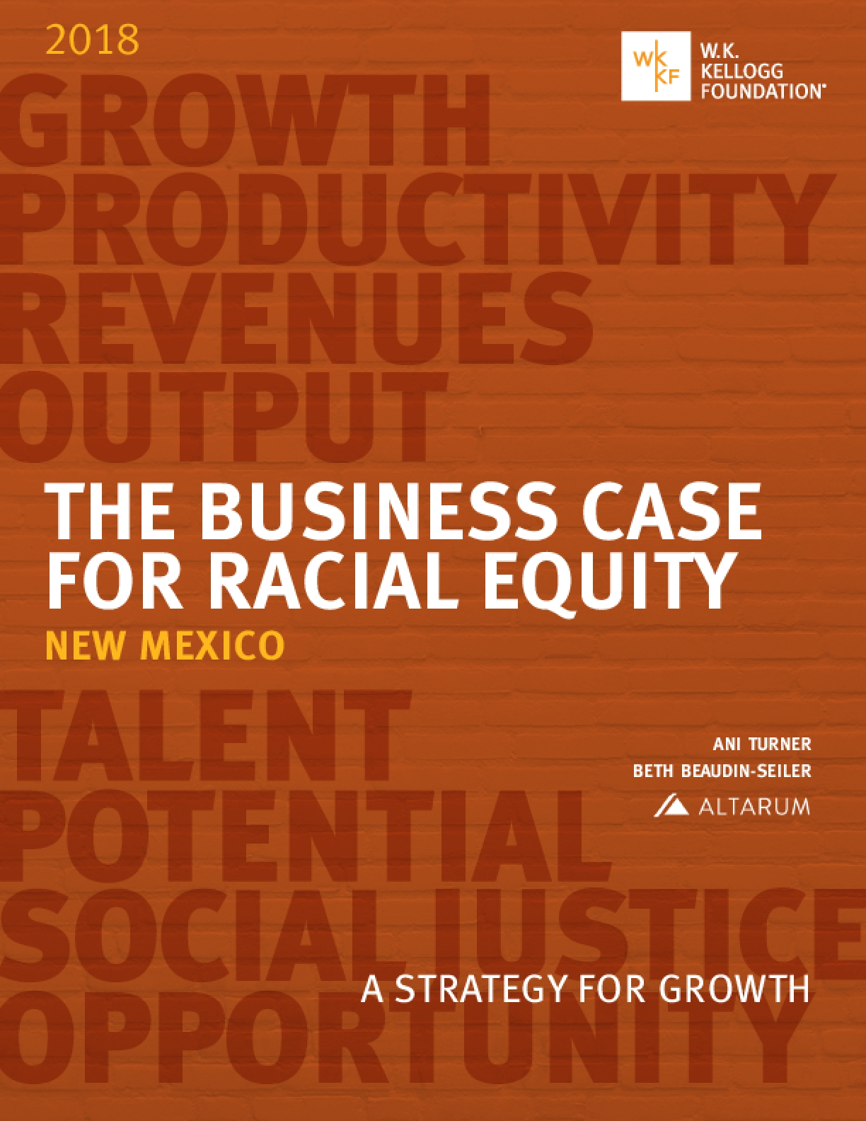 The Business Case for Racial Equity: New Mexico