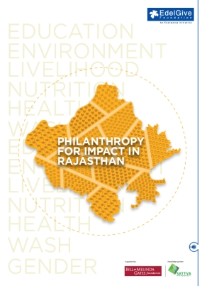 Philanthropy for Impact in Rajasthan