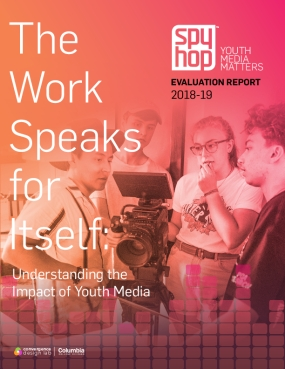 The Work Speaks for Itself: Understanding the Impact of Youth Media