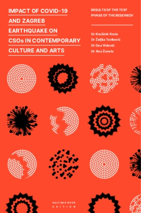 Impact of Covid-19 and Zagreb Earthquake on CSOs in Contemporary Culture and Arts