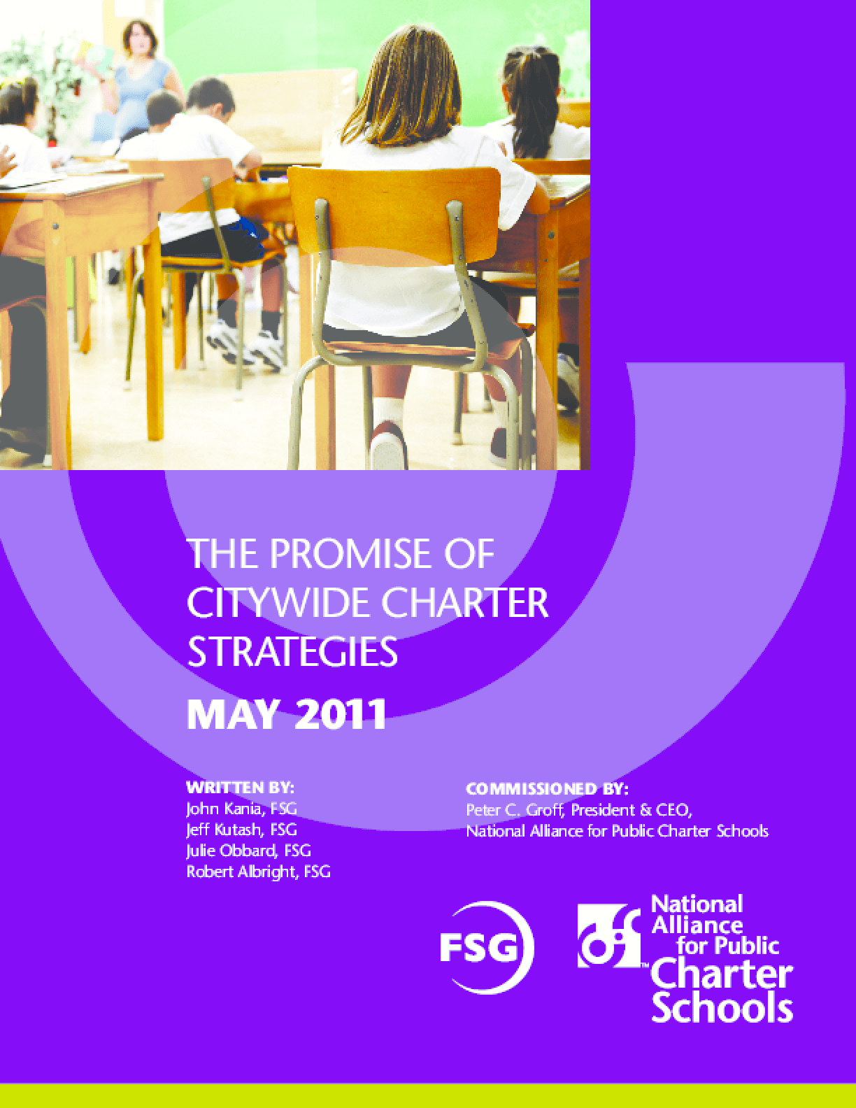 The Promise of Citywide Charter Strategies